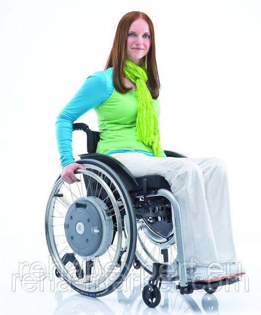 Alber e-Motion M15 новое поколение инвалидной коляски усиленной электро приводом