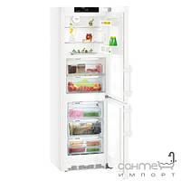 Холодильники и морозильные камеры Liebherr Двухкамерный холодильник с нижней морозилкой Liebherr CB 4315 Comfort BioFresh (A+++) белый