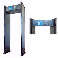 Стационарный проходной арочный металлодетектор OMD-2002