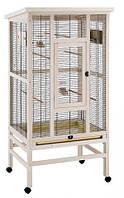 Деревянный вольер для канареек и маленьких птиц Ferplast Wilma (83 x 67 x 158.5 см)