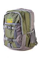 Рюкзак городской GREEN CAMP GC-107 20 (хаки)