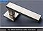 Дверная ручка  Onyx нержавеющая сталь, фото 5