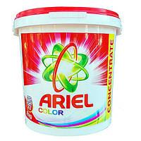 Ariel (Ариэль) порошок для стирки цветного 9 кг ведро