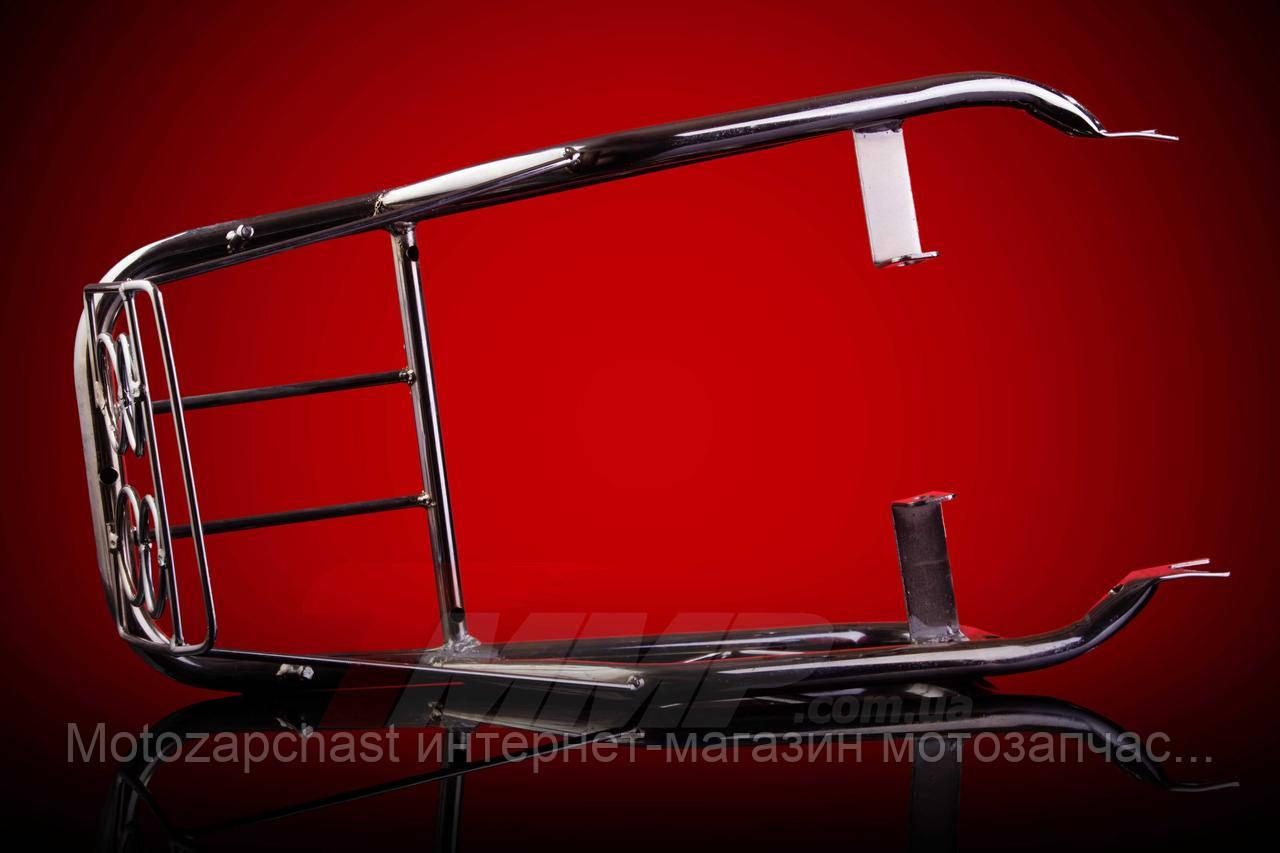 Багажник задний Альфа - Motozapchast интернет-магазин мотозапчастей в Харькове
