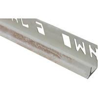 Уголок ОМиС 9x2500 мм внутренний мрамор бежевый