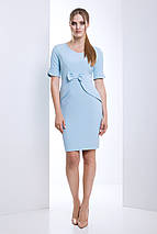Элегантное платье с бантом спереди (Регина lzn), фото 2