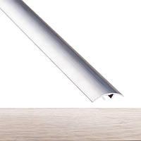 Профиль для пола алюминиевый 6-А 30x900 мм Дуб белый
