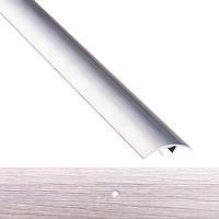 Профиль для пола алюминиевый 6-А 30x1800 мм Дуб пепельный