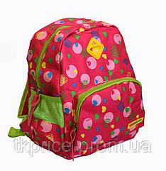 Детский рюкзак для девочки розовый
