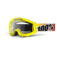 Маска 100% Strata Sunny Days Clear Lens