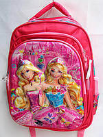 """Школьный рюкзак  для девочки """"Barbie"""",удобный"""