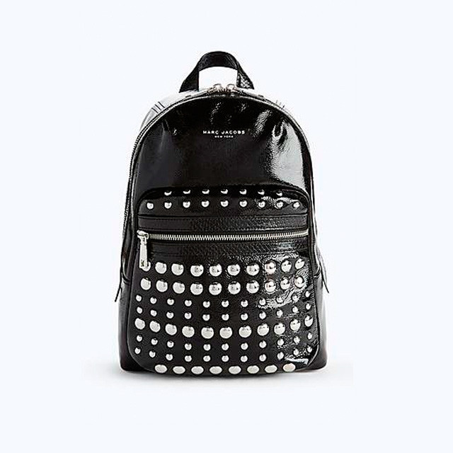 Женский рюкзак Marc Jacobs Studded Biker Backpack