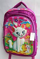 """Модный школьный рюкзак  для девочки """"Kitty"""",3D принт"""