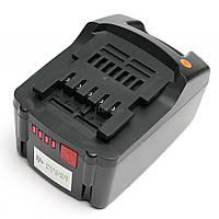 Аккумулятор к электроинструменту PowerPlant для METABO GD-MET-18(C) 18V 4Ah Li-Ion (DV00PT0019)