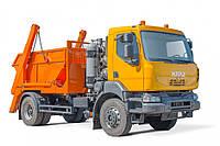 Портальный мусоровоз КрАЗ 5401Н2