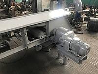 Без роликовый транспортер 11м