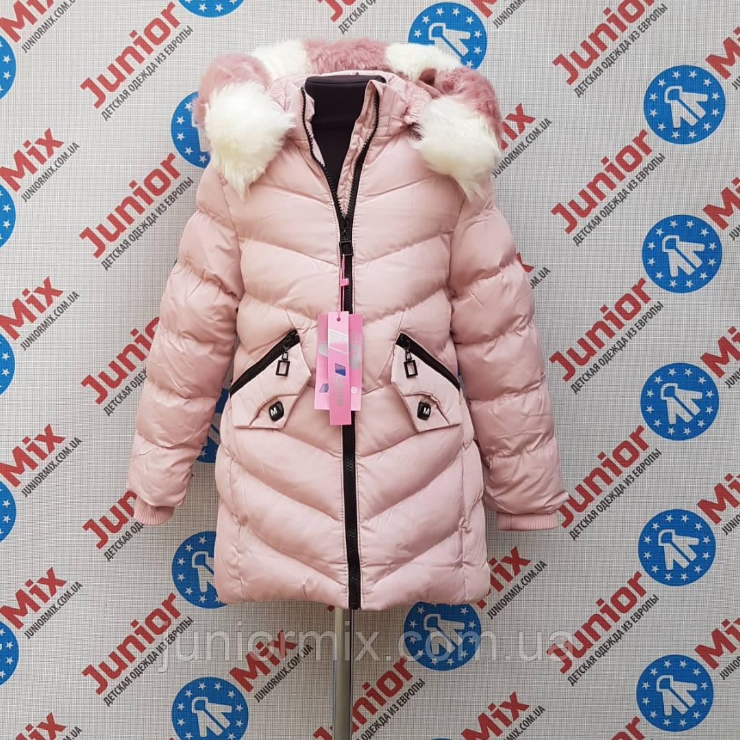 cf448da3e1b6 Детские зимние куртки для девочек NATURE