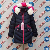 Детские зимние куртки для девочек NATURE, фото 1