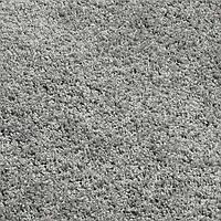 Ковролин Карат Shaggy Deluxe 8000/90 серый 4 м