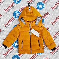 Куртки зимние  детские для мальчиков ОПТОМ  NATURE, фото 1