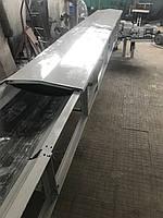 Конвеер без роликовый ленточный 21м