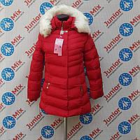 Зимние детские куртки для девочек оптом  NATURE