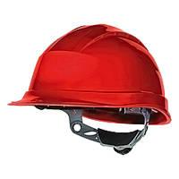 Каска защитная строительная Qartz 3 красная