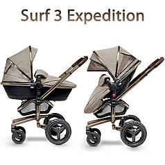Коляска 2 в 1 Silver Cross Surf 3 Expedition