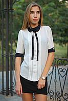 Блуза школьная модная арт.805