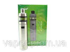 Электронная сигарета Eleaf iJust NexGen 3000 mAh, 2-4 мл, стальная