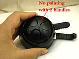 Акция Комплект  Силиконовая Самсарис 7 отв  чаша для кальяна   и Kaloud Lotus калауд лотос чёрный 2 ручки, фото 2