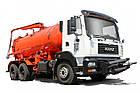 Комбінована прибиральна машина КрАЗ 6511Н4\ 5401Н2, фото 2