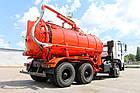 Комбінована прибиральна машина КрАЗ 6511Н4\ 5401Н2, фото 4