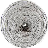 Трикотажная пряжа Pastel XL Серый меланж, 85 м