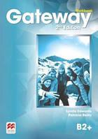 Рабочая тетрадь Gateway 2nd edition B2+ Workbook