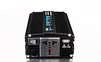 Инвертор автомобильный 1000W, Преобразователь напряжения AC/DC 1000W, Хит продаж