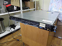 Сервер HP ProLiant DL360 G7/2xXeon X5660 2.80GHz/48GB DDR3/512mb кеш/8 ячеек/2x750W