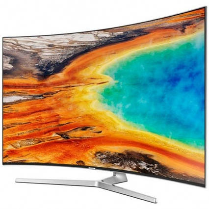 Телевизор Samsung UE49MU9000 (PQI2700Гц, UltraHD 4K, Smart, Auto Depth Enhancer, Supreme UHD Dimming, HDR1000), фото 2
