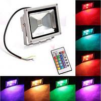 Прожектора светодиодные RGB