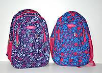 Рюкзак школьный для девочки подросток 7 клас +