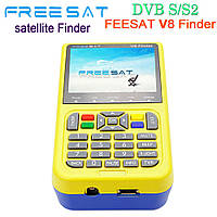 Freesat V8 Finder HD 1080P DVB-S2   прибор для настройки спутниковых антенн , фото 1