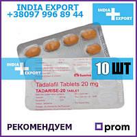 Сиалис   TADARISE 20 мг   Тадалафил   10 таб  - возбудитель мужской cialis