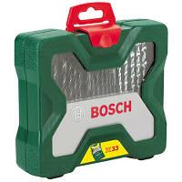 Набор принадлежностей Bosch X-Line 33 шт 2607019325