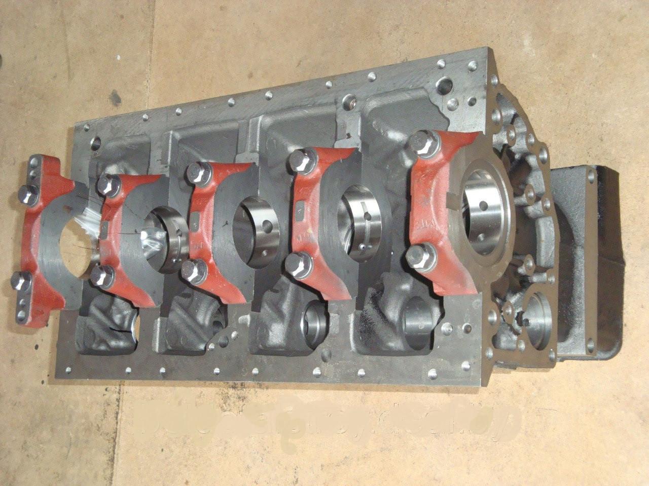 Блок циліндрів Д 240/243 на МТЗ 80/82 - 240-1002001