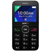 Телефон мобильный Alcatel One Touch 2008G black