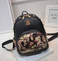 Женский рюкзачок с цветами Розы