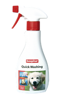 Beaphar Quick Washing-  Экспресс-шампунь  для быстрого очищения кожи и шерсти собак 250мл (13999)