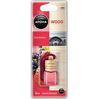 Ароматизатор AromaCar Wood Strawberry 6 мл