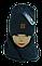 Комплект для мальчика шапка и хомут м 7053, разные цвета, фото 3