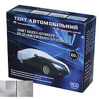 Тент автомобильный Vitol CC11105N=M серый